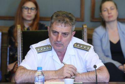 Началникът на отбраната адмирал Емил Ефтимов ще посети Съюзното командване по операциите на НАТО