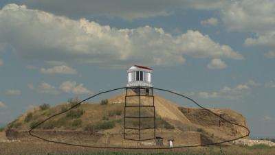 Не откриха гроб в могилата Малтепе, 20-метровата кула е била основа на храм