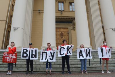 Каква е позицията на световните сили за кризата в Беларус?