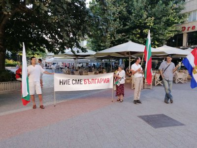Протестите в Пловдив и Русе