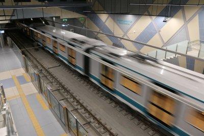 Пускат третия лъч на метрото на 26 август
