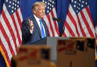 """Тръмп предупреди републиканците, че опонентите им ще се опитат да """"откраднат"""" изборите"""