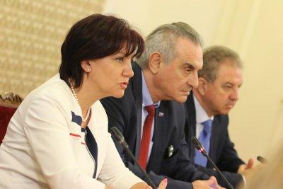 Старт на консултациите за нова конституция: ГЕРБ има принципно съгласие от ВМРО, получи подкрепа и от НСФБ