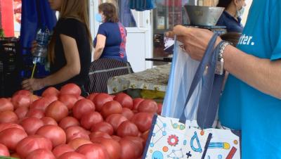 Сериозно поскъпване на доматите, отглеждани на открито