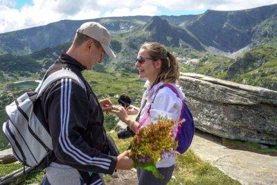 Радослав предложи брак на Омина на Седемте рилски езера