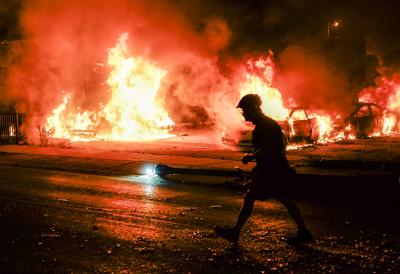 Отново напрежение в САЩ заради стрелба от полицай по чернокож