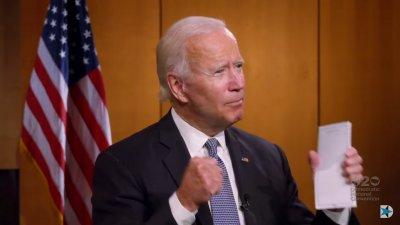 Байдън официално е кандидат на демократите за президент на САЩ