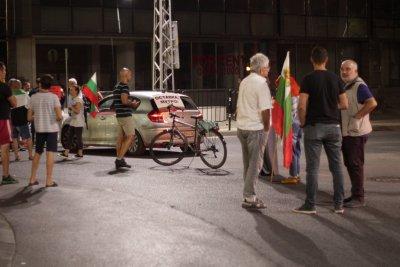 В Пловдив отново блокираха възлово кръстовище