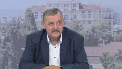 Проф. Тодор Кантарджиев: Епидемията затихва