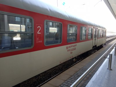 Влаковете в участъка между Карлово и Антон тръгват отново