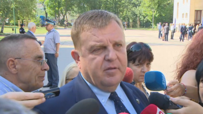 Каракачанов: Няма да подпишем проекта за конституция, ако не е съобразен с нашите предложения