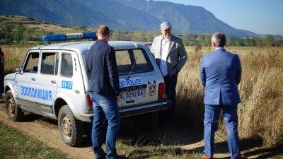 Гешев: Планирано е претърсване на 120 кв. км с оглед издирването на Янек Миланов