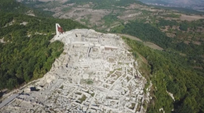 Новите открития в Перперикон - величествен ансамбъл от 3 сгради
