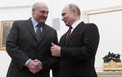 Путин и Лукашенко ще се срещнат в Москва