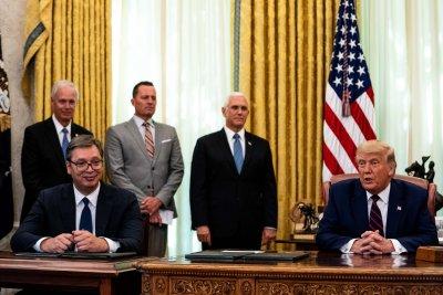 Пробив в отношенията между Сърбия и Косово на преговорите в САЩ