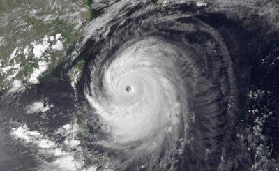 Мощен тайфун се приближава към бреговете на Япония
