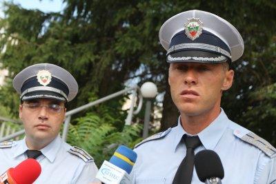 Пътна полиция със специална акция в почивните дни около Съединението