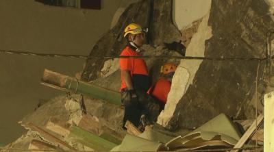 Регистрираха признаци на живот под развалините на Бейрут
