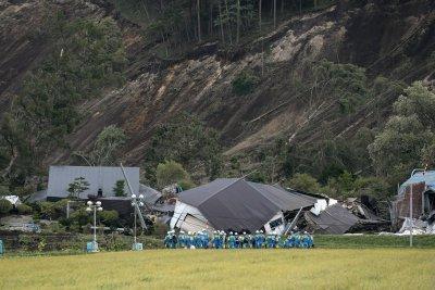 5,2 по Рихтер разлюля Япония