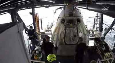 НАСА тества последния етап на ракетата за полети до Луната и до Марс