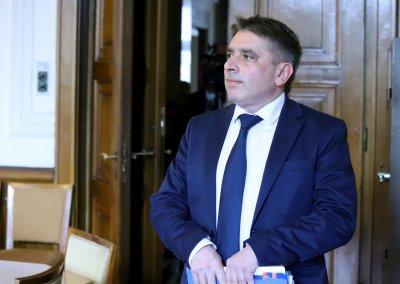 Парламентът прекрати депутатските правомощия на Данаил Кирилов