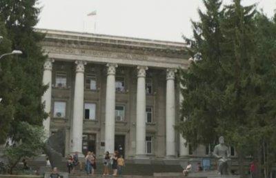Русенският университет започва учебната година присъствено