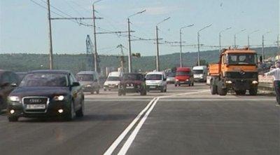 Ограничават временно движението по Аспаруховия мост утре