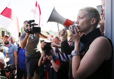 Опозиционерка от Беларус е задържана на границата с Украйна