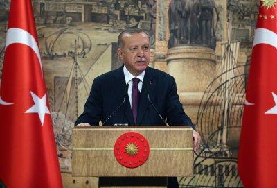Ердоган: ЕС да бъде безпристрастен в средиземноморския спор