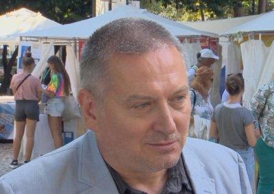 """Премиера на новия роман на Георги Господинов """"Времеубежище"""" на """"Аполония"""""""