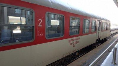 Пуснаха движението на влаковете в участъка между гарите Карлово и Антон