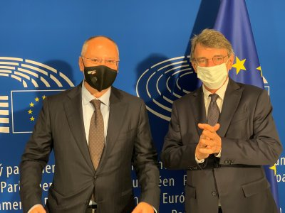 Станишев след разговор с председателя на ЕП: Полицейското насилие е неприемливо, Европа следи ситуацията отблизо