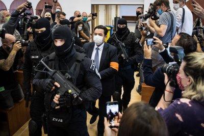 Оправдаха смятания за поръчител на убийството на словашкия журналист Ян Куцияк