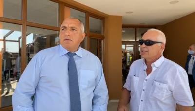 Борисов: Мафията ми иска оставката, няма да я дам