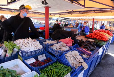 Започват масови проверки по пазари и открити търговски площи