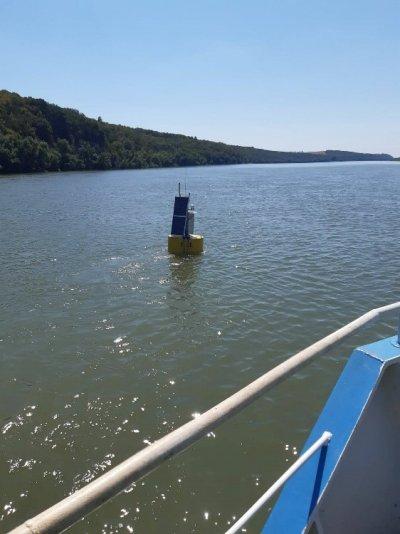 Десет нови автоматични станции следят нивото на река Дунав в реално време