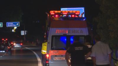 Починалият, докато шофира, водач на автобус е получил инфаркт