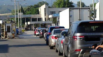 """Интензивен трафик на """"Кулата"""", """"Лесово"""" и на границата с Румъния"""
