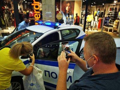 Органите на реда в Пловдив запознават децата с професията на полицая