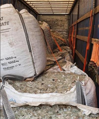 Спряха незаконен внос на отпадъци в Разград