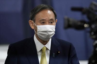 Йошихиде Суга наследи Шиндзо Абе