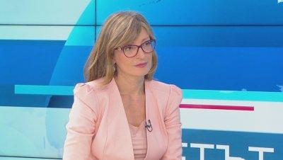 Захариева: Трябва да има единни правила за свободно придвижване между държавите, за да не допуснем отново затваряне на граници