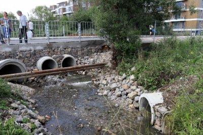 """До края на годината ще има мост над река Боянска бара в """"Манастирски ливади"""""""