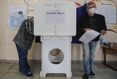 """""""Единна Русия"""" спечели местните избори в Руската федерация"""