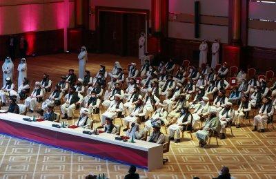 Отложиха преговорите между талибаните и афганистанското правителство
