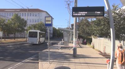 Вижте какви са иновациите в транспортните мрежи в Бургас