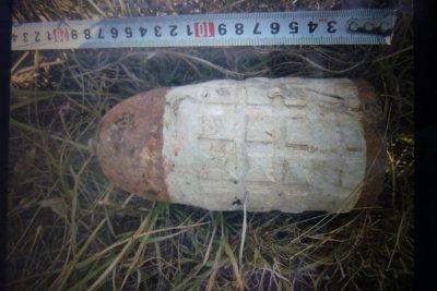 Военнослужещи унищожиха невзривен боеприпас край с. Кардам