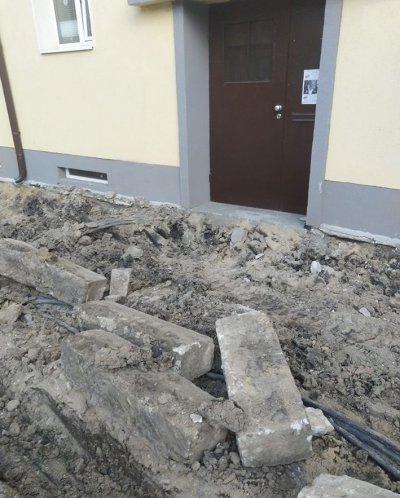"""Подмяна на настилки затруднява достъпа на пешеходци по ул. """"Авицена"""" в София"""
