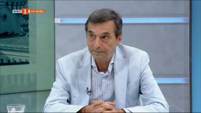 Димитър Манолов: Смятам, че е възможно увеличение от 40% на пенсиите през 2021 г.