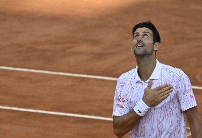 Джокович е финалист на турнира в Рим